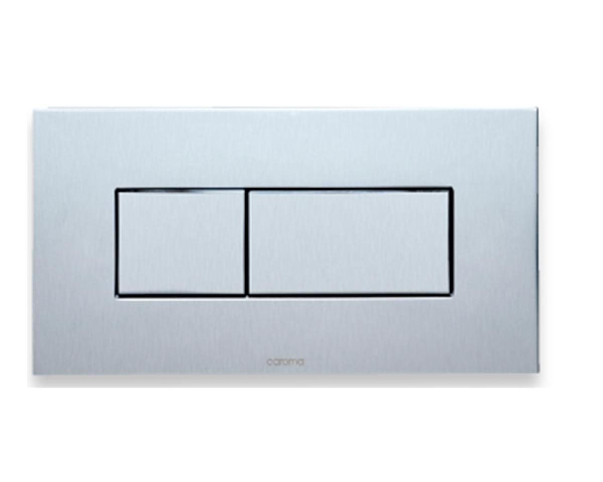 Invisi Series Ii Rectangular Button Kit Caroma Usa