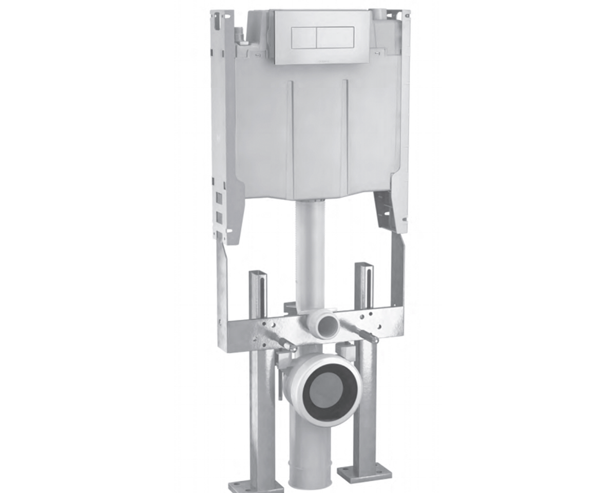 Invisi Ii In Wall Carrier System Caroma Usa